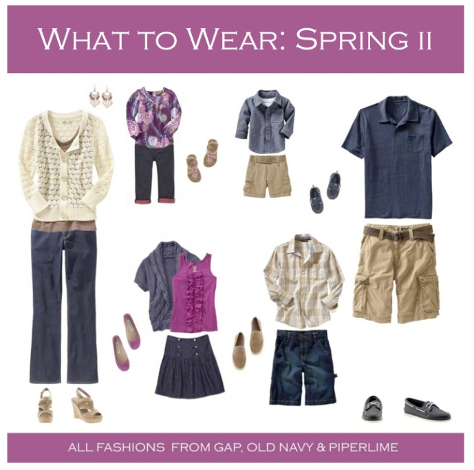 what to wear spring 2