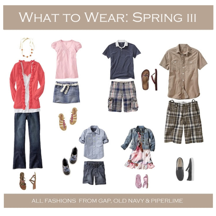 what to wear spring 3